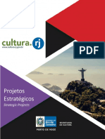 Strategic Projects from State's Culture Secretariat of Rio de Janeiro