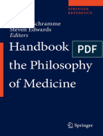 Handbook of the Philosophy of Medicine - Springer (2017)