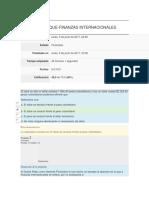 Primer Quiz Finanzas Internacionales