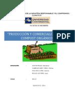 Producción y Comercialización de Compost