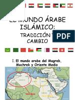 El mundo árabe-islámico