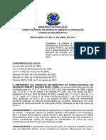 Resolucao-projovem Urbano 2014