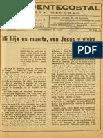 Chile Pentecostal Num. 20-1934
