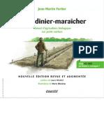 Le jardinier-maraîcher - 2ème édition Manuel d'agriculture biologique sur petite surface.pdf