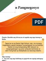 Liham Pangnegosyo.ppt