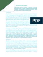 Resumen de El Señor Presidente Miguel Angel Asturias