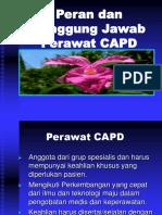 Peran Dan Tanggung Jawab Perawat Capd Power Point