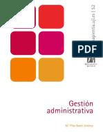 Gestión administrativa
