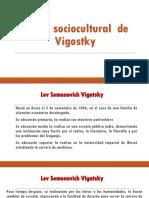 Teoría Sociocultural de Vigostky