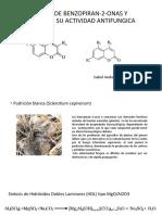 Sintesis de Benzopiran-2-Onas y Estudio de Su Actividad