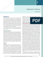 Respiratory Distress in Pediatics