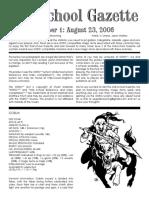 Osric - Xrposg1 - Old School Gazette #1