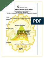 t1 Informe Mecanica de Fluidos