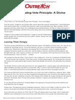 The Worship Swing Vote Principle_ A Divine Partnership OutreachMagazine.pdf