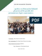 Proyecto de Innovación Docente_Iniciación Al Ajedrez en Educación Infantil
