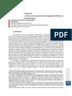 Carlson, S., En el extremo de la hipérbole. La puesta en juego concreta de la epojé fenomenológica hiperbólica en las Meditaciones fenomenológicas.pdf