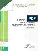 Competitividad y Desarrollo de Productos Turisticos Exitosos