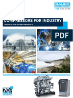 BAUER Compressors for Industry En
