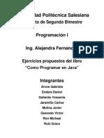 Informe de Proyecto de Programamcion Termiando Final