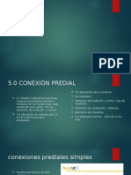 conexion predial