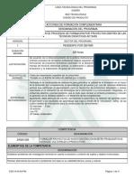 Diseño Orientación de Procesos de Formación