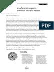 Díaz B -El Profesor de Educación Superiorfrente a Las Demandas
