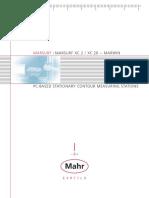 MarSurf XC20 MarWin 01 08 En