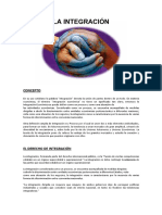 La Integracion PDF