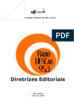Projeto Editorial Radioufscar