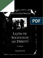 Lições de Sociologia do Direito - Mascaro.pdf