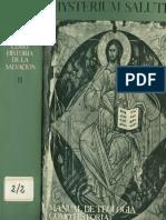 FEINER, J. y LOHRER, M. (Dir), Misterium Salutis 2, 2 Ed., 1977