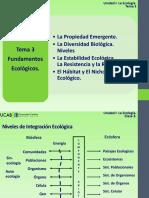 Fundamentos Ecologicos II.