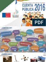 Cuenta Publica HCSBA 2016