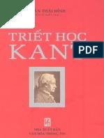 Triết Học Kant - Trần Thái Đỉnh