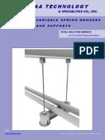 AAA Variable Spring Hangers Catalog