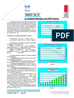 Understanding Oxidising Biocides and ORP Control