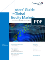 ConvergEx Traders Guide 2013 Q4