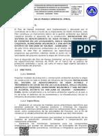 9. Plan de Manejo Ambiental Finish