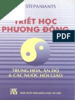 Triết Học Phương Đông Trung Hoa, Ấn Độ  - M. T. Stepnaiants