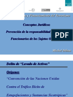 20091124 P4 Michel Dibam Lavado Activos y Financiamiento Terrorismo