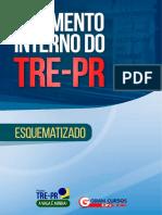 Regimento Interno TRE-PR-1 Grancursos Esquematizada