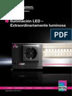 Rittal Iluminación LED - Extraordinariamente Luminosa 5 3987