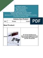 Arduino Catalog From Grace-0623
