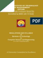 B.tech Syllabus Wef 2015-16 Admitted Batch (5) (1)