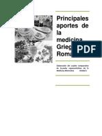 Ensayo de La Aportacion de Roma y Grecia a La Medicina 2