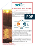 Technical Heat Pump