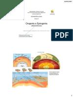 Aula 3 - Diastrofismos