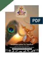 Surya Namaskar - English-2016