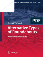 (Springer Tracts on Transportation and Traffic 6) Tomaž Tollazzi (Auth.)-Alternative Types of Roundabouts_ an Informational Guide-Springer International Publishing (2015)