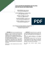 Grupo N°6 - Ensayos de Evaluación de Integridad de Pilotes (Método de Bajas Deformaciones)